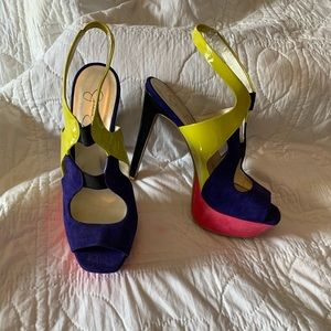 Platform Sandals Jessica Simpson